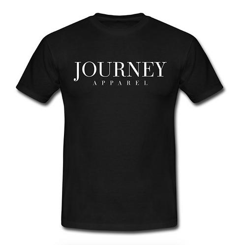 Black T-Shirt - Logo
