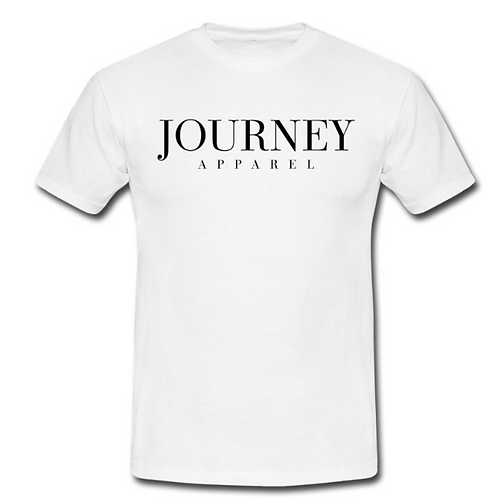 White T-Shirt - Logo