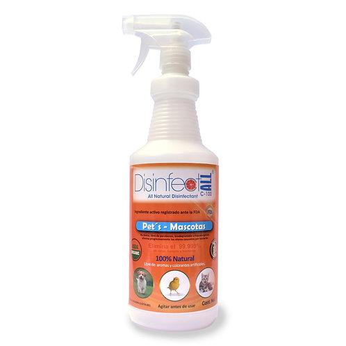DisinfectALL C-100 Mascotas 1 litro