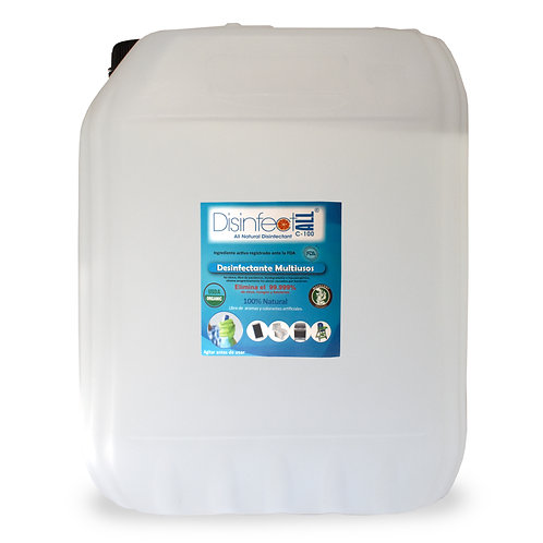 DisinfectALL C-100 Multiusos 20 litros
