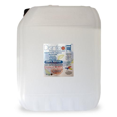 DisinfectALL C-100 Especializado 20 litros