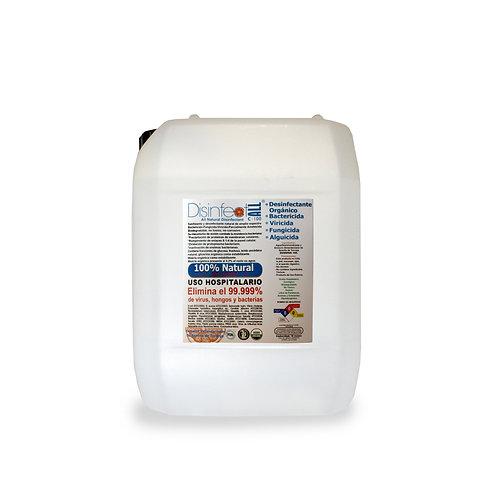 DisinfectALL C-100 Hospitalario 5 litros