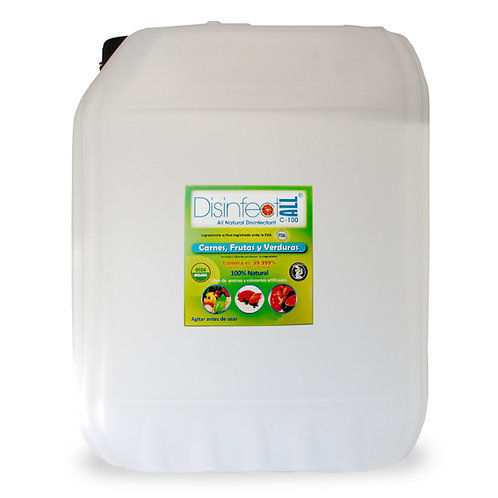 DisinfectALL C-100 Alimentos 20 litros