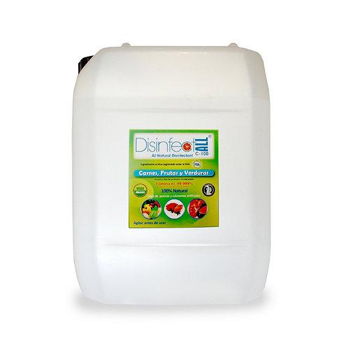 DisinfectALL C-100 Alimentos 10 litros