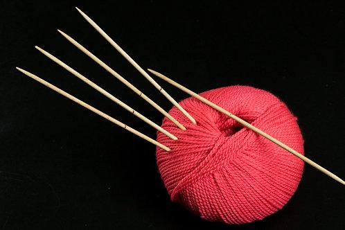 Økologiske strømpepinner - 20 cm