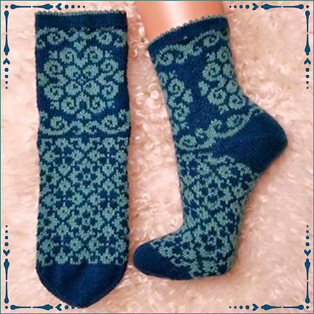 Essy socks © JennyPenny