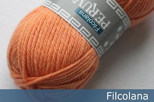 Coral (254) Peruvian Highland Wool