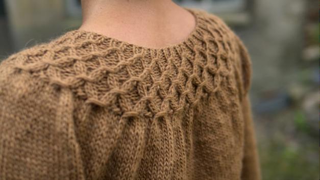Sweater fra Åseral - CaMaRose.dk