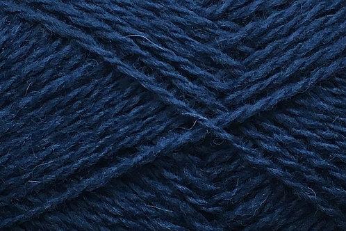 Jeansblå (22) Hverdagsuld