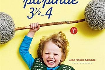 Børnestrik på pinde 3,5-4