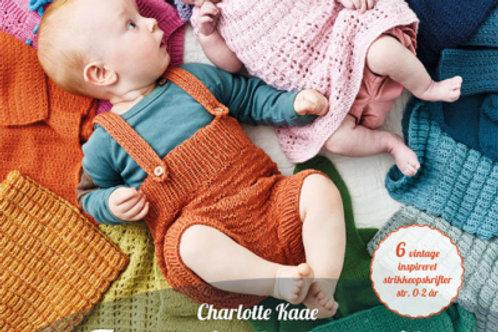 Farverig babystrik