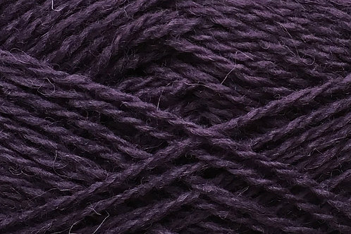 Mørk lilla (41) Hverdagsuld