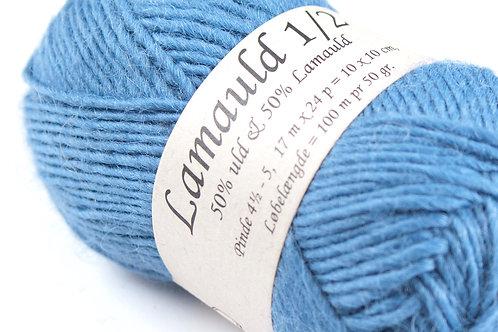 Mellemblå (6074) Lamauld