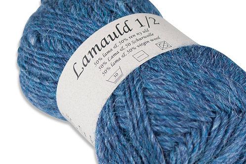 Jeansblå (6831) Lamauld
