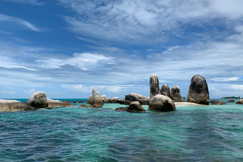Belitung Island Hopping and Exploration