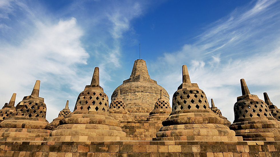 3D Yogyakarta Complete Package