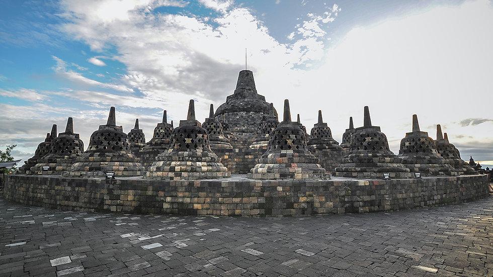 Borobudur Temple Excursion