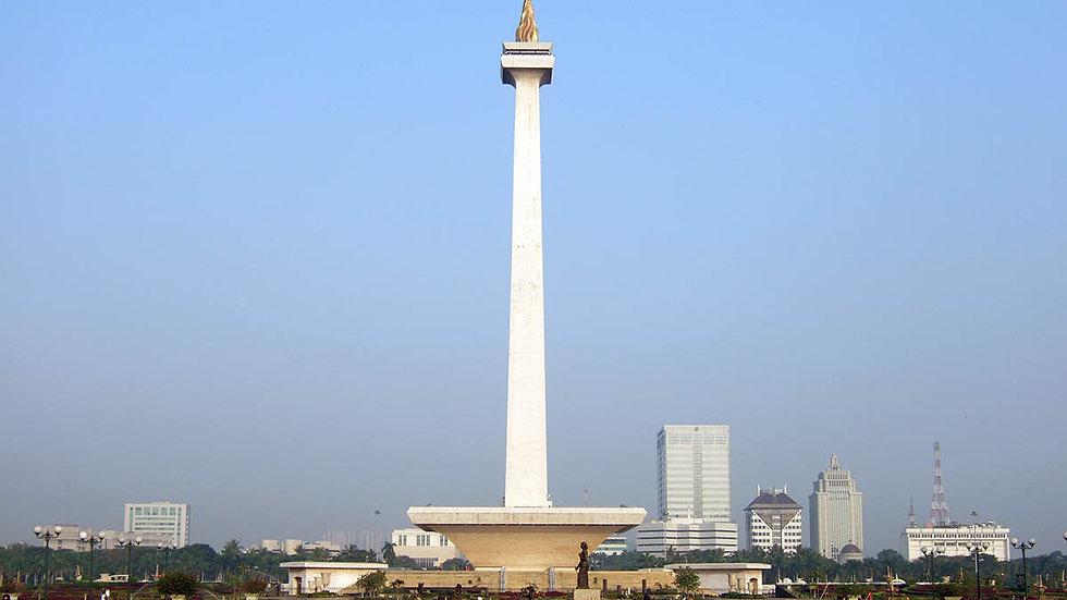 2D Jakarta Overnight