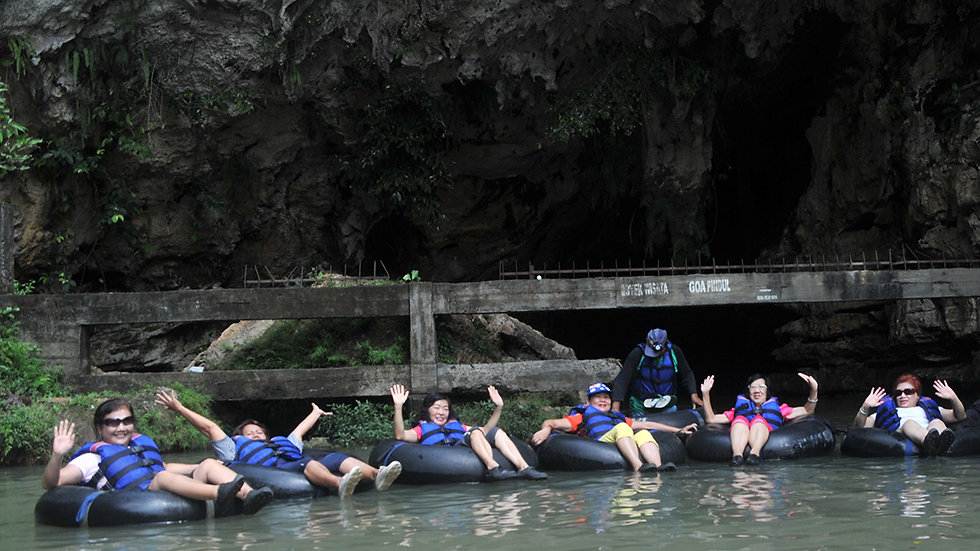 Pindul Cave Tubbing