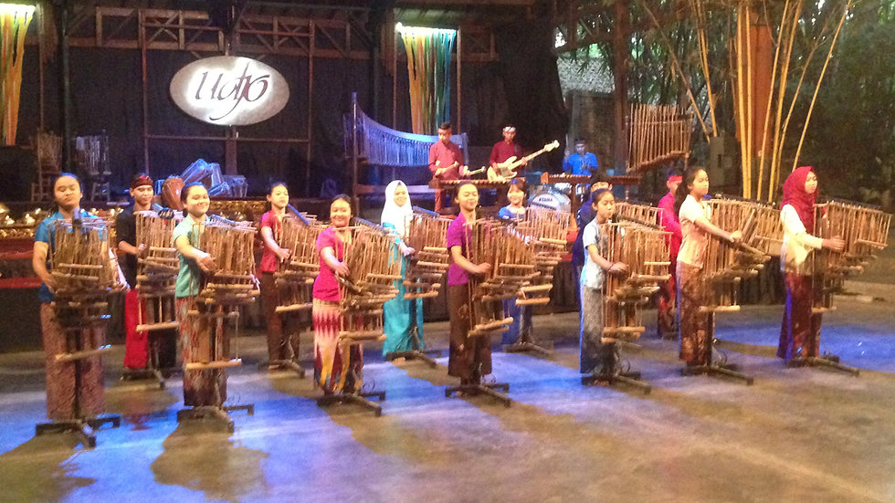 Angklung Orchestra