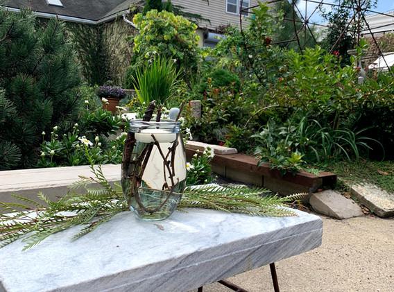 Barn Tablescape