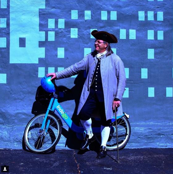 Using Indego Bike Share