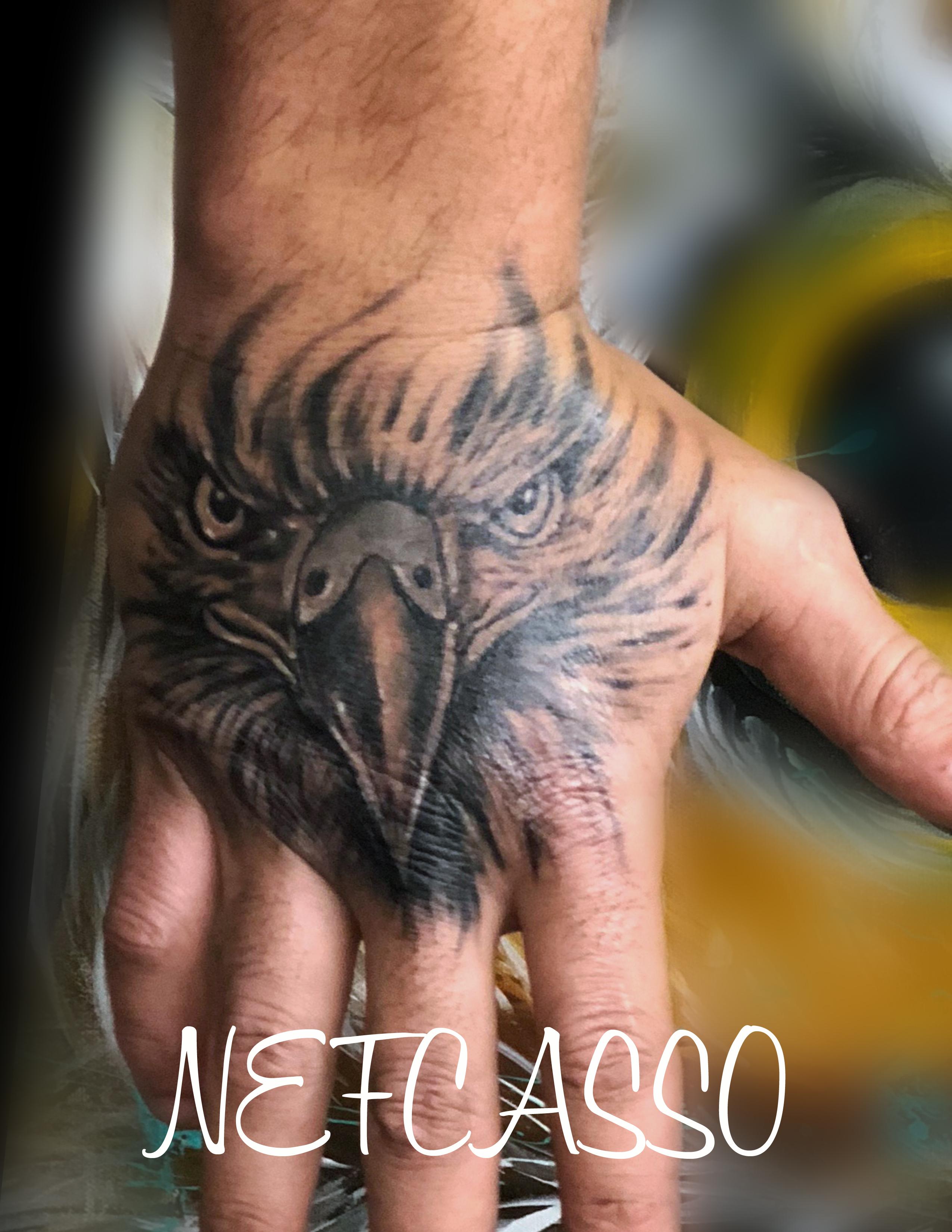 Eagle Hand