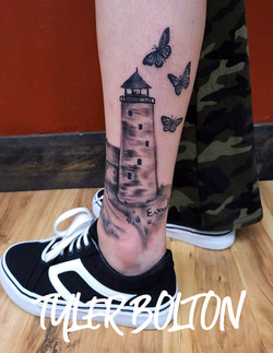Lighthouse Bflies