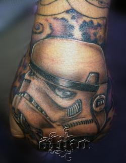 Stormtrooper Hand