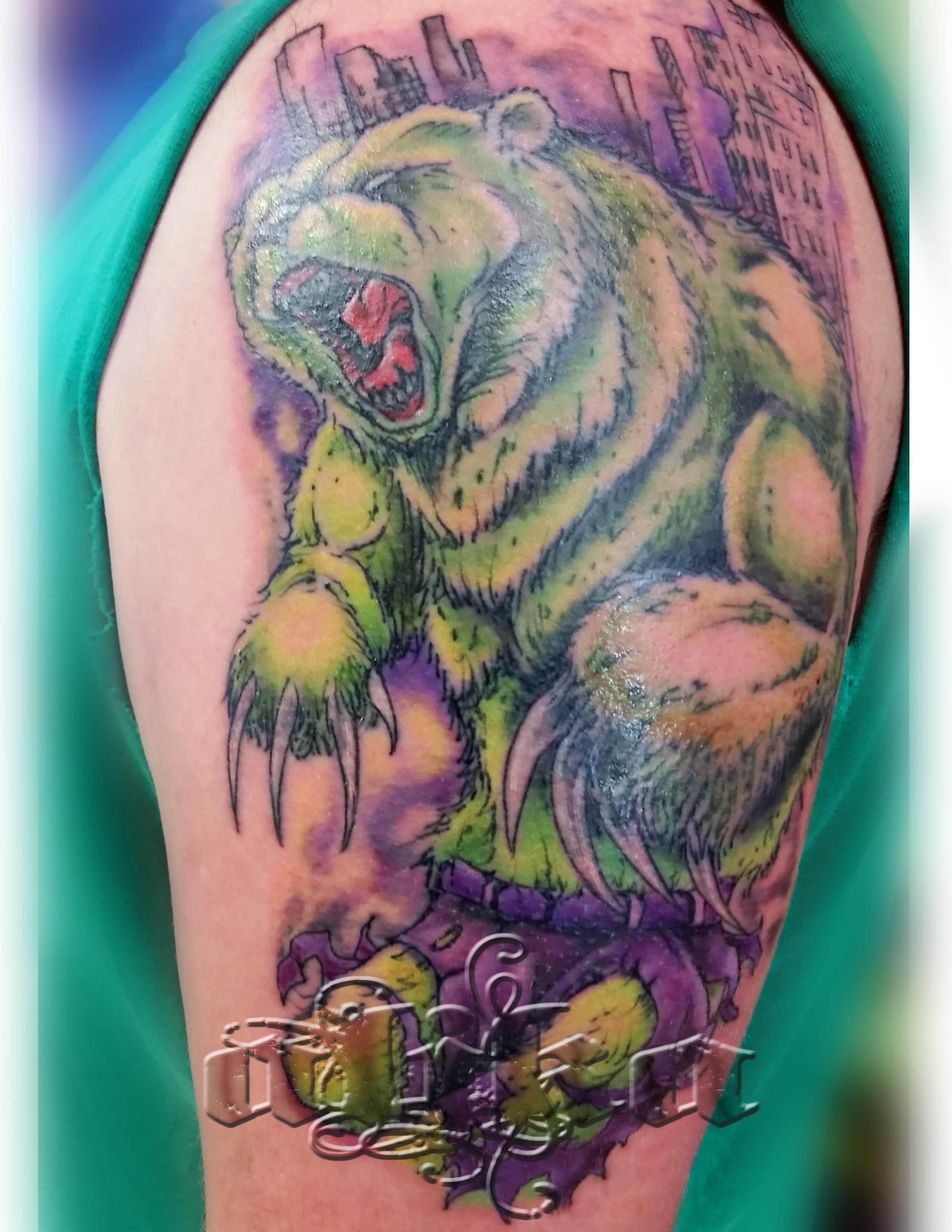 hulkbear