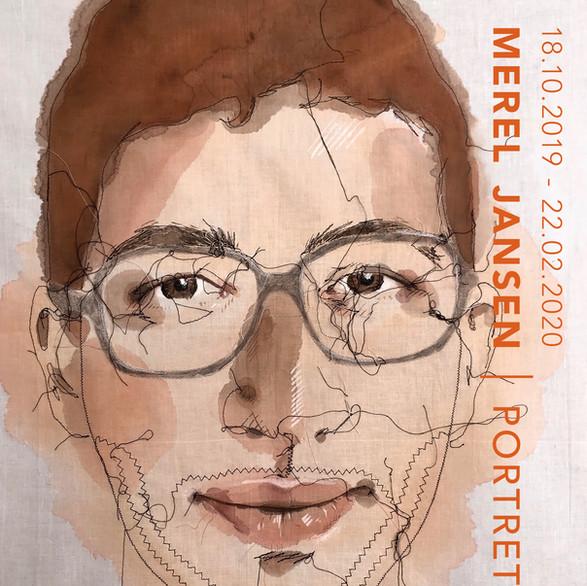 Museum Nairac - tentoonstellingsvormgeving Merel Jansen | Portretten