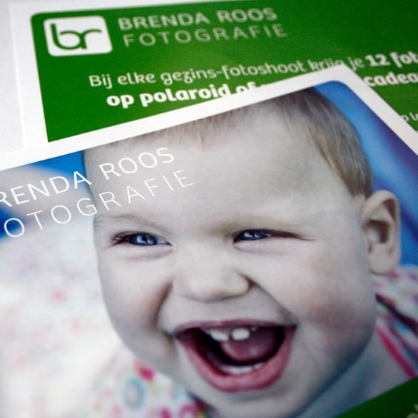 Brenda Roos | Fotografie - logo, huisstijl