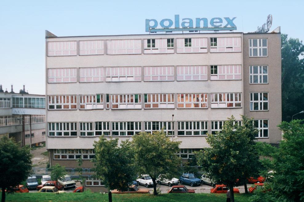 Główny budynek Polanexu