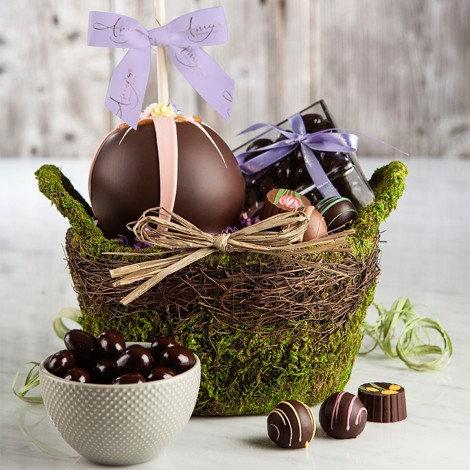 Enchanted Garden Gift Basket