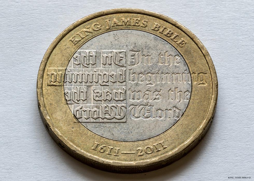 King James Bible £2