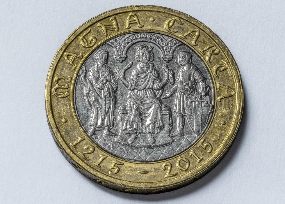 Magna Carta £2