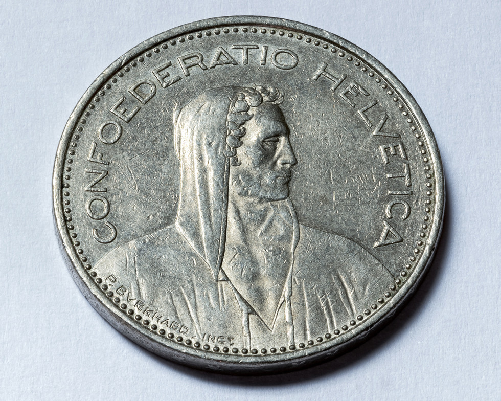Switzerland 5 Franken