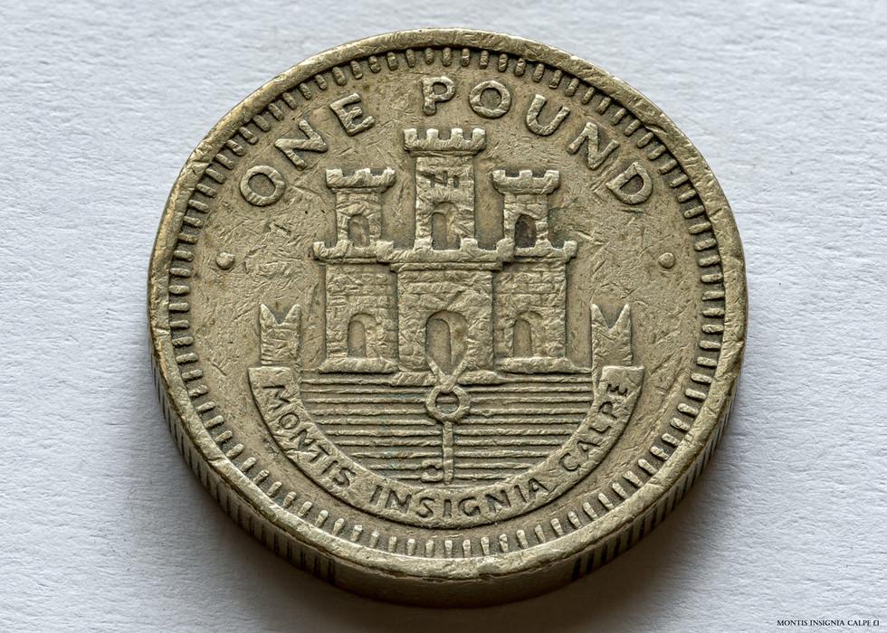Montis Insignia Calpe £1