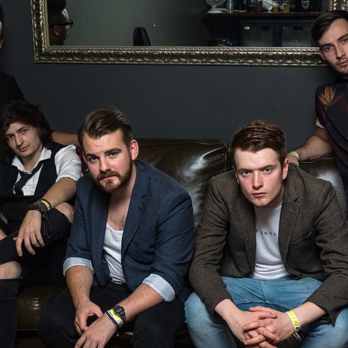 Crowded Oceans Photoshoot