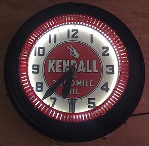 Vintage Clock Kendall - DNSigns 2016 .jp