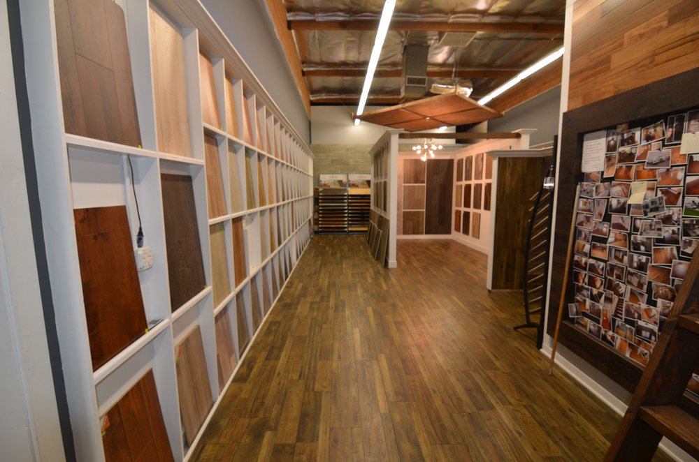 Inside of Van Nuys Showroom