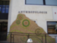 DN Signs - Anthropologie in Beverly Hill