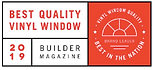 Builder Magazine - Best Quality Vinyl Wi