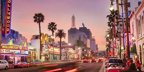 Visit North Hollywood Panoramic Photo Wh