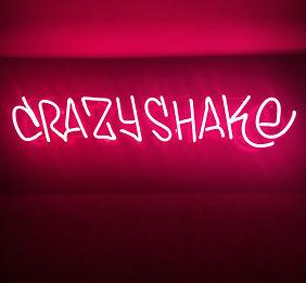 CrazyShake - Custom Neon Sign - DN Signs