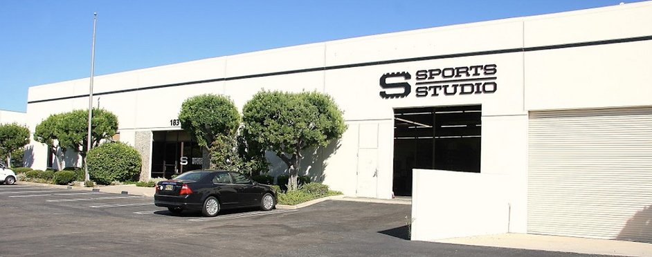 DN Signs - Sports Studio - Dimensional S
