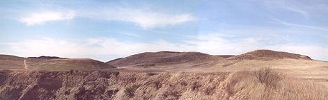 Mesa Cliffs. Production Motorhome Rental WheelhouseLA Mystery Mesa in Saugus, Santa Clarita, California. Studio Rental Los Angeles.