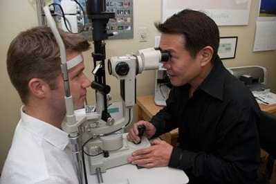 Dr. Mark Chung - West Hollywood Optometric Center