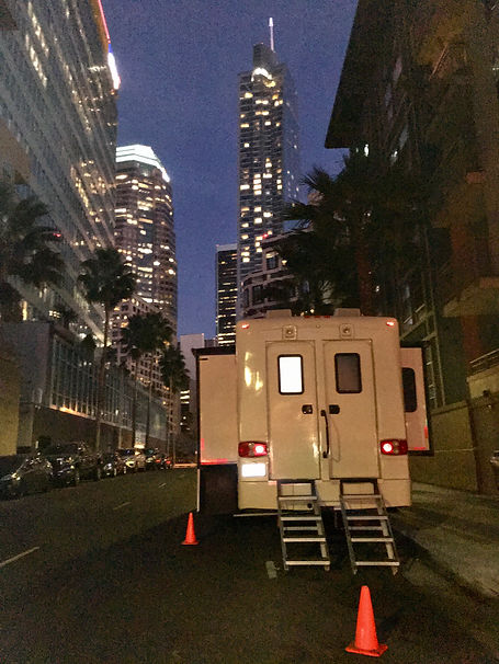 WH3 in Downtown Los Angeles ProductionMoho Rental