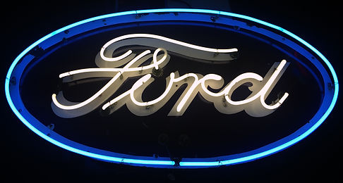 NeonRepair Ford Neon Sign - Designer Neo